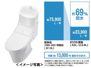 超節水ECO5